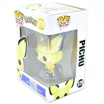 Funko Pop! Games Pokemon Pichu #579 Vinyl Action Figure image 2