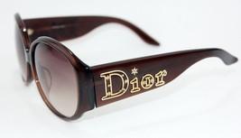 24755fb2e4 Authentic Christian Dior Logo Sunglass AVENTURA K ANZNS 59-15 135 Italy  Made -