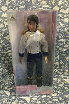 New Prince Eric Classic Doll - The Little Mermaid - 12'' Disney Store Ha... - $19.34