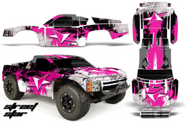 AMR Proline Chevy Silverado 1500 Truck RC Traxxas Graphic Decal Kit 1/10 STREET - $29.65
