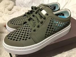 Adidas by Stella McCartney Atakor laser cut Perforated Sneaker Skate Sho... - $64.35