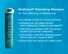 Aquage Sea-Extend Volumizing Shampoo 10oz/1Liter***AUTHENTIC &Free Shipping - $8.59+