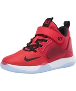 Mens Nike KD Trey 5 VII Basketball Sneakers - Red/Black, Size 9 [AT1200 ... - $89.99