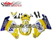Fairings For Ducati 999/749 999/749 Monoposto 2003 2004 Yellow White Blu... - $405.28
