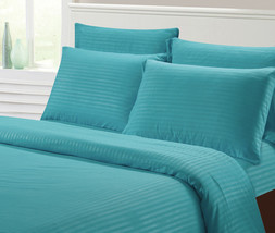 Hotel Collection 1800 Series Extra Soft Luxurious Stripe 6-Piece Sheet Set  - $21.77+