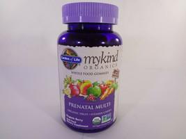 Garden of Life mykind organics Prenatal Multi 120 Vegan Gummy Drops*READ*{VS-G} - $28.05