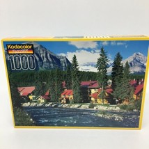 """Kodacolor 1000 Pc Puzzle Sealed Banff National Park, Canada 18 15/16"""" x ... - $14.01"""