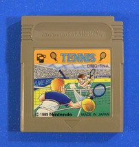 Tennis (Nintendo Game Boy GB, 1989) Japan Import - $4.52