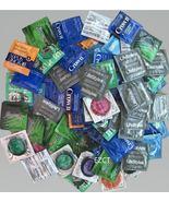 Retail Bulk 100 Count Assortment Mix variety condoms Regular Size - $19.50