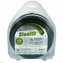 Stens #380-125  Silver Streak Trimmer Line Stealth .155 1 lb. Donut - $16.97