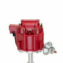 5.0L V8 EFI to Carb Conversion HEI Distributor with Red Cap HEI002-5R image 2