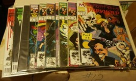 Darkhold pages from the book of sins #1, 2, 3, 4, 5, 6, 8, 11, 15, 16, - $19.00
