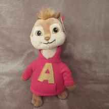 "Ty Alvin the Chipmunk Plush  - NWT - 6"" - 2010 ... - $19.75"