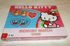 Hello Kitty Memory Match  New in Sealed Package Game Age 3+ - $12.87