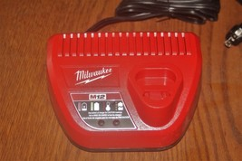 Milwaukee M12 Charger 48-59-2401 - $19.99