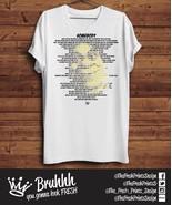 Shrek Lyrics Funny T Shirt Classic Movie Tumblr Hipster Unisex Gift - $12.85