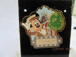 WDW- 2001 MAGIC KINGDOM LAND SERIES-MAINSTREET (MICKEY) PIN - $12.00