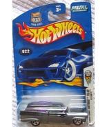 Hot Wheels 8 Crate 2003 1st. Edition 10/42 35th Ann Black Gray Purple Me... - $6.99