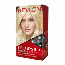 Revlon Colorsilk Hair Color 05 Ultra Light Ash Blonde Ammonia Free  - $9.45