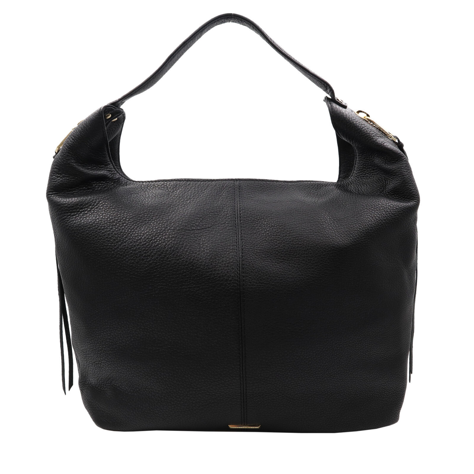 Primary image for Rebecca Minkoff HS161MOH17 Bryn Double-Zip Leather Hobo Ladies Bag