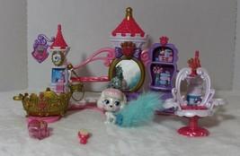 Disney Princess Palace Pets Collection and Pamper & Beauty Salon Present... - $24.52