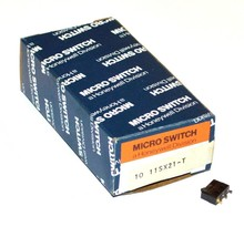 New Honeywell Micro Switch 11SX21-T Mini Snap Switch Pin Plunger (2 Available) - $19.99