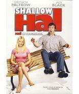 Shallow Hal (DVD, 2009) - $5.50
