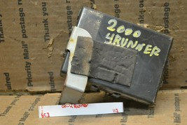 96-02 Toyota 4Runner Security System Control Module Computer 0819035810 112-6c3 - $18.49