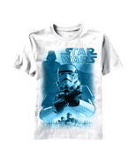 Star Wars Darth Vader and Stormtroopers On Post Adult T-Shirt 2X NEW UNWORN - $20.22