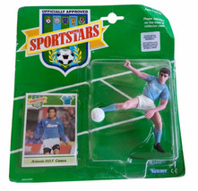 Soccer Superstars Antonio D.O.F. Careca Action Figure 1989 Kenner - $14.01