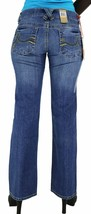 NEW DKNY PREMIUM WOMEN'S DENIM EXTREME BROOKLYN JEANS
