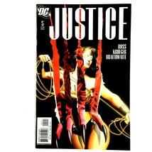 Justice #5 DC 2006 NM Shazam Superman Wonder Woman Batman Legion of Doom - $3.91