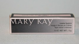 Mary Kay Creme Lipstick Tanned  New In Box Discontinued - $9.90