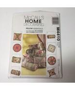 McCall's 4410 Pillow Essentials  - $11.64