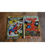 Amazing Spider-Man #111 112 Kraven Gibbon (Marvel Comics, 1972) VG+ 4.5 ... - $29.02