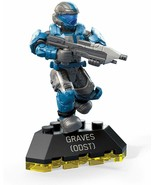 Halo Heroes ODST Graves Toy - $7.67