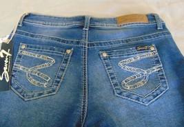 Seven 7 Womens Denim Shorts Medium Blue Wash Jean Shorts Casual Sz 4  New - $14.85
