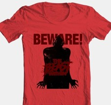 The Beast Within T-shirt retro 80's slasher horror movie 100% cotton graphic tee image 2