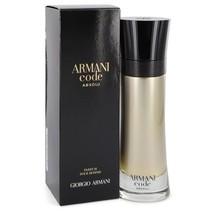Giorgio Armani Code Absolu 3.7 Oz Eau De Parfum Spray image 4