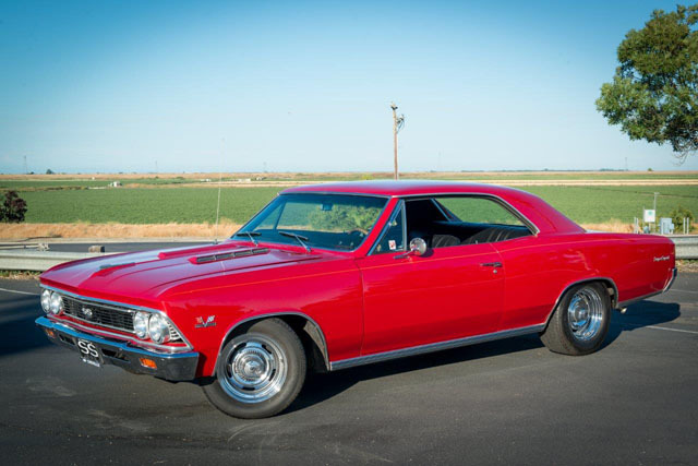 1966 Chevrolet Chevelle SS For Sale In Discovery Bay, CA 94505