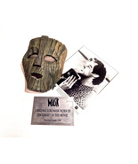 The Mask Loki Mask DELUXE With metal Plaque Jim Carrey Custom LIMITED ED... - $300.00