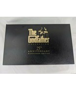 The Godfather Collection VHS 25th Anniversary 6 Tape & Book - $35.95