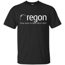 Total Solar Eclipse Over Oregon 2017 State T-Shirt - ₨1,622.97 INR+