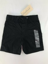 First Impressions toddler shorts Deep Black 12 months - $7.00