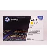 HP Hewlett Packard 641A Yellow Color LaserJet Print Toner Cartridge C9722A - $64.52