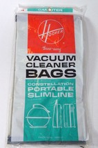 Hoover Constellation Portable Slimline Vacuum Cleaner Bag Paper Disposab... - $6.81+