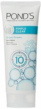 POND'S Pimple Clear Face Wash 100 g FREE SHIP - $10.38