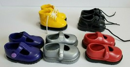 """Battat Our Generation Doll Mary Jane Shoes Boots 3 1/4"""" Fit 18"""" American... - $36.00"""