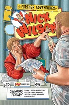 FURTHER ADV OF NICK WILSON #1 CVR B   IMAGE EST REL DAT 1/17/2018 - $3.59