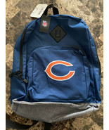 Chicago Bears Backpack back pack school new nwt Official NFL Northwest B... - $21.77